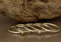 Beginner Stacking Rings