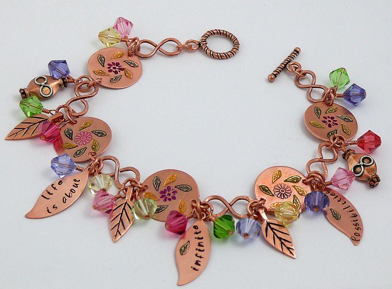 Infinite possibilities bracelet - Large